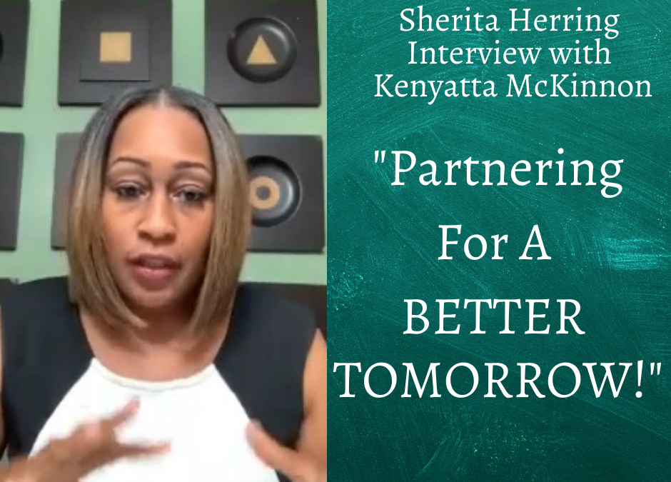 Partnering For A Better Tomorrow